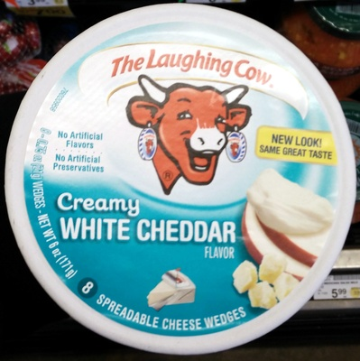 Creamy White Cheddar - Product