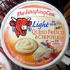 The laughing cow, spreadable cheese wedges, creamy queso fresco chipotle - Produit