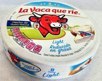 La vaca que ríe Queso light reducido en grasa - Product