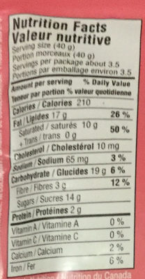 Roca Thins, Dark Chocolate With Toffee And Sea Salt - Nutrition facts