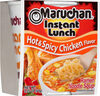 Hot spicy chicken flavor instant lunch - Product