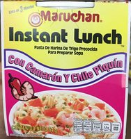 Instant Lunch - Producto - es