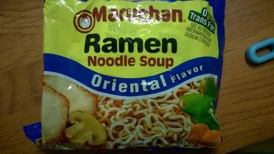Maruchan Ramen noodle soup - Prodotto - en