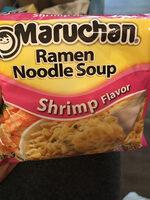 Ramen noodle soup - Product - en