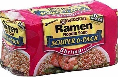 Ramen shrimp - Product - en