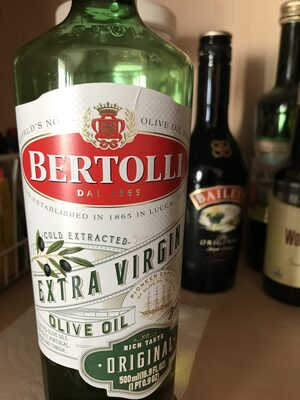 Extra virgin olive oil - Product - en
