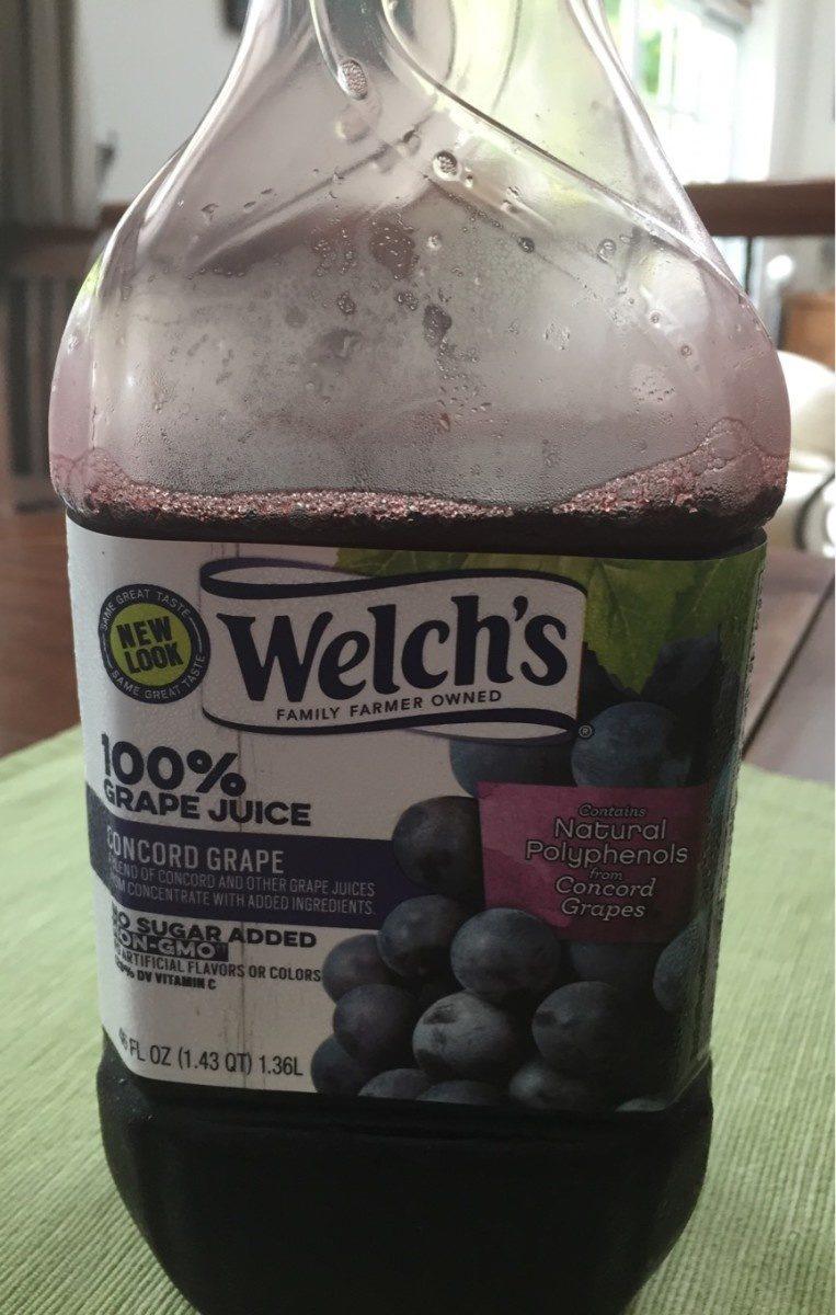Grape juice - Produit - fr