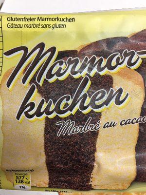 Marmorkuchen - Produit - fr