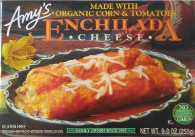 Cheese Enchilada - Product
