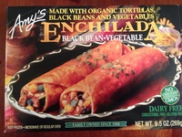 Enchilada Black bean and vegetable - Product