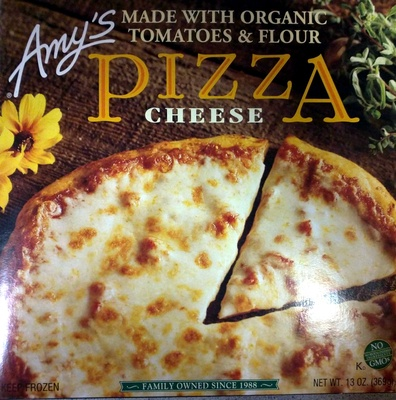 Pizza cheese - Product - en