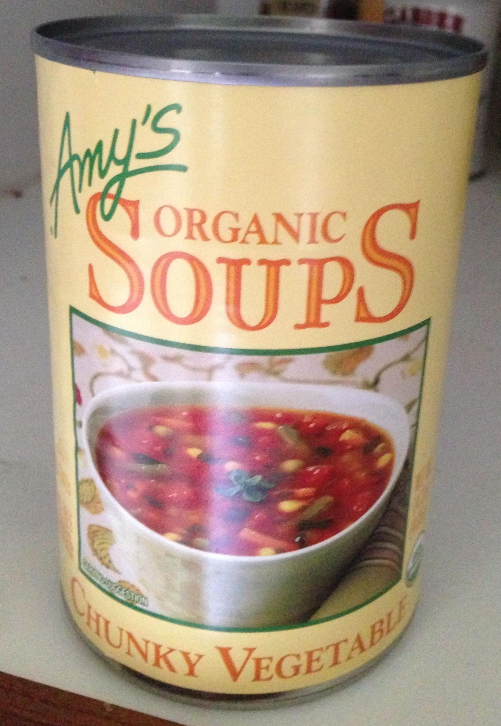 Chunky veg soup - Product