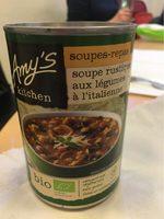 Soupe rustique aux legumes a l'italienne - Product