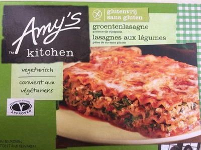 Lasagne aux Légumes, Pâtes de Riz Sans Gluten - Produit