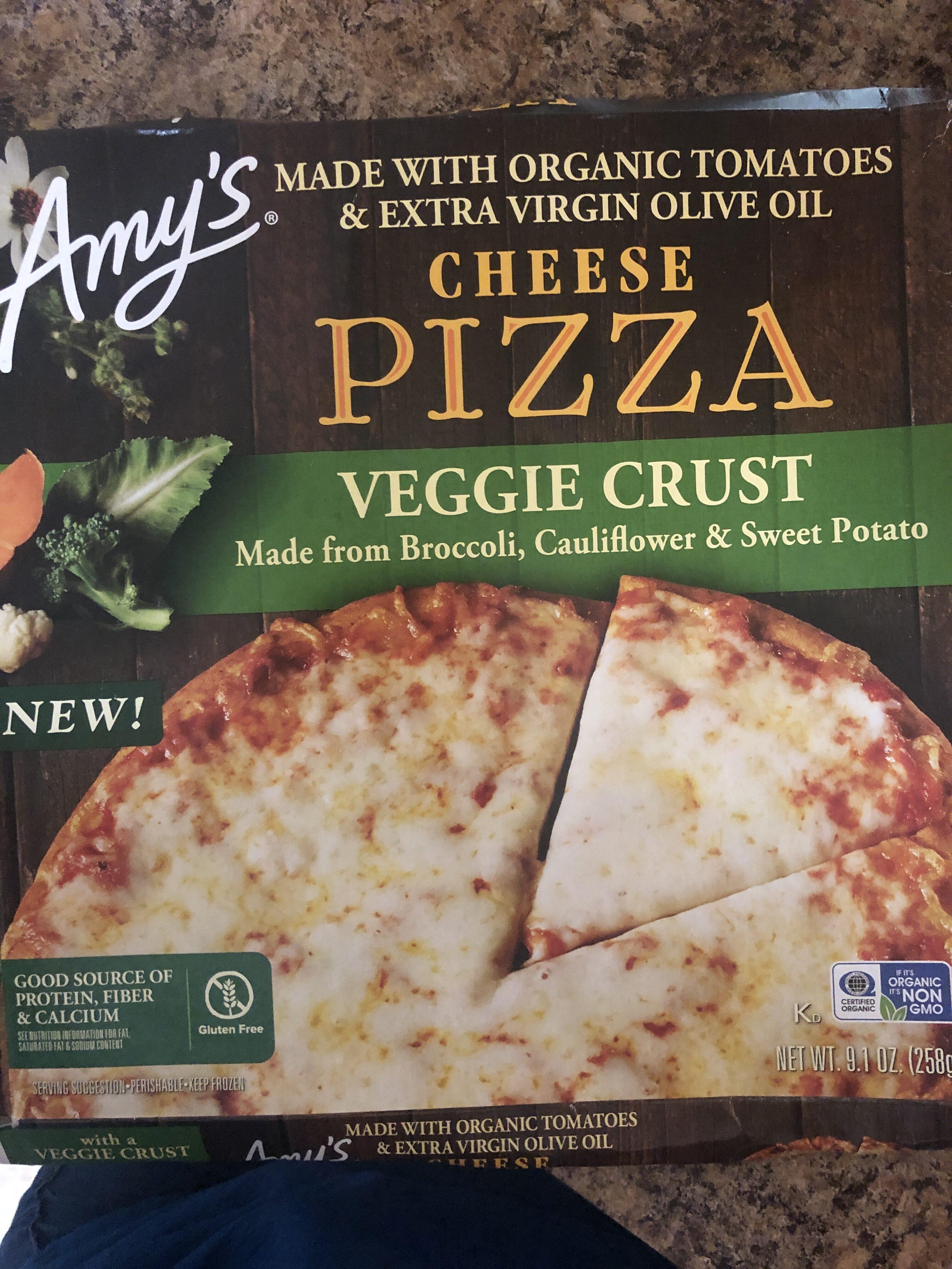 Amy's pizza - Product - en