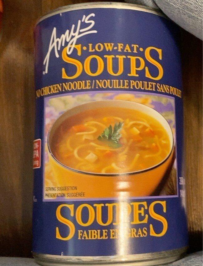 No chicken noodle soup - Produit - en