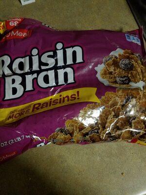 Cereal, raisin bran - 1