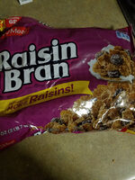 Cereal, raisin bran - Product - en