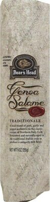 Genoa salame - Product - en