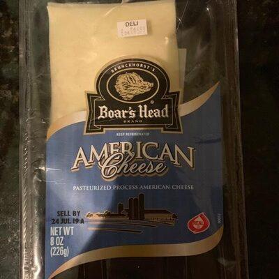 American Cheese - Product - en