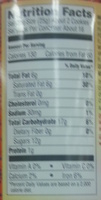 Cremede Pirouline, America's Only Rolled Wafer, Chocolate Hazelnut - Nutrition facts - en