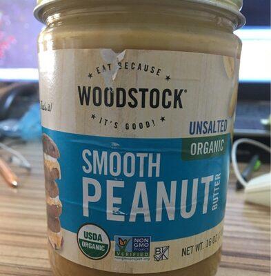 Smooth peanut butter - Ürün