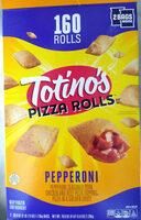 Totino's Pepperoni Pizza Rolls 160ct - Prodotto - en