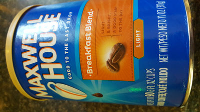 Maxwell house  breakfast blend - Product
