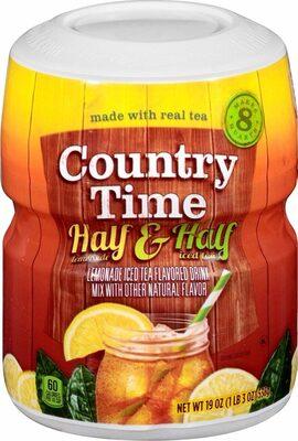Half lemonade half iced tea - Product - en