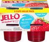 Sugar free strawberry gelatin - Product