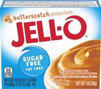 Instant Pudding & Pie Filling, Butterscotch - Produit - en