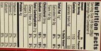 Turkey stuffing mix boxes - Nutrition facts - en