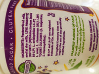 Nancy's Lowfat Yogurt - Ingredients