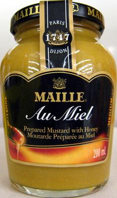 Moutarde au miel - Product