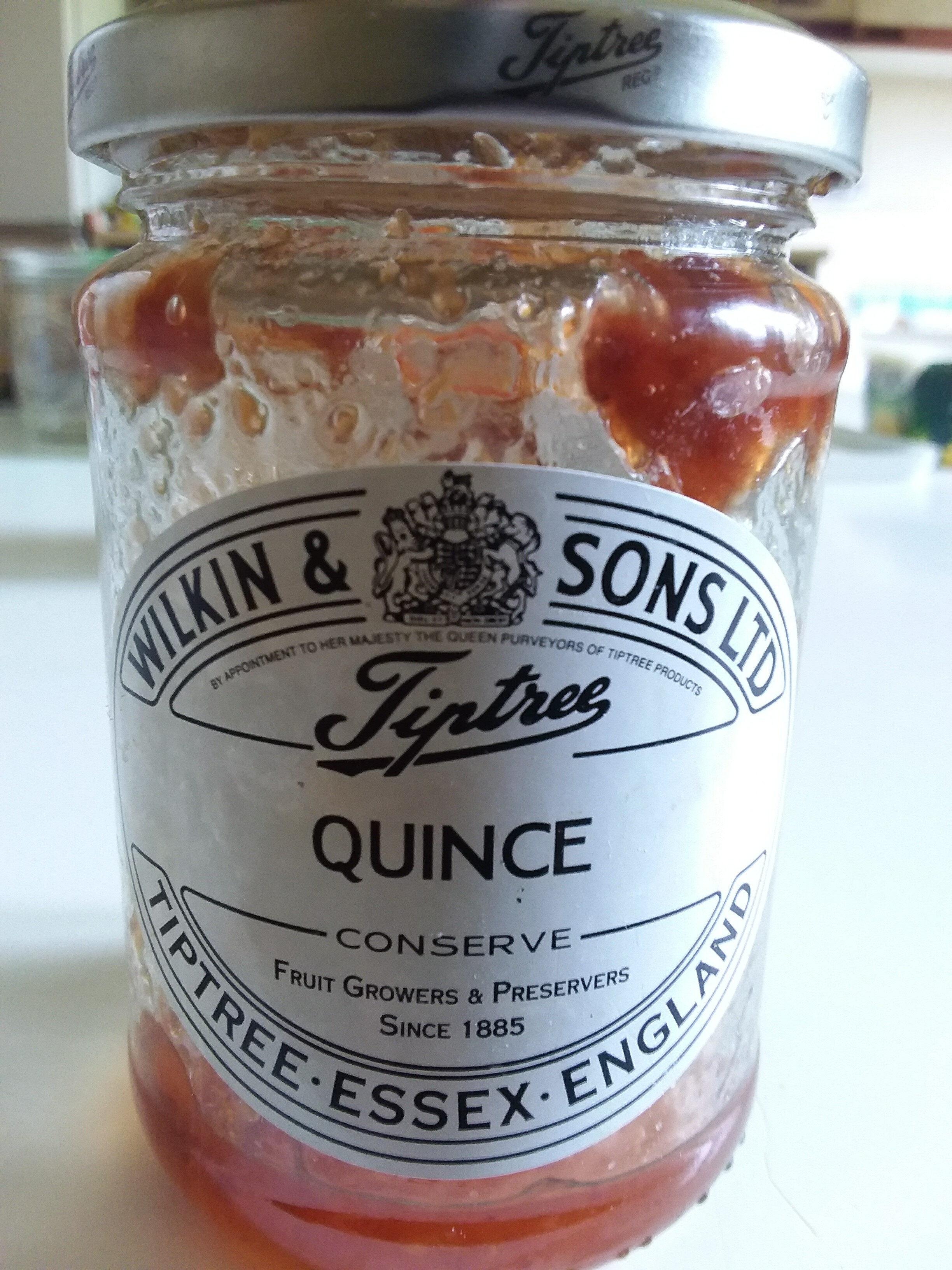 Quince jam - Prodotto - en