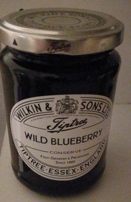 Wild Blueberry - Product - fr