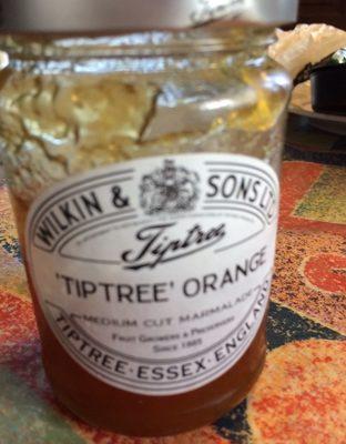 Tiptree' Orange Medium Cut Marmelade - Product