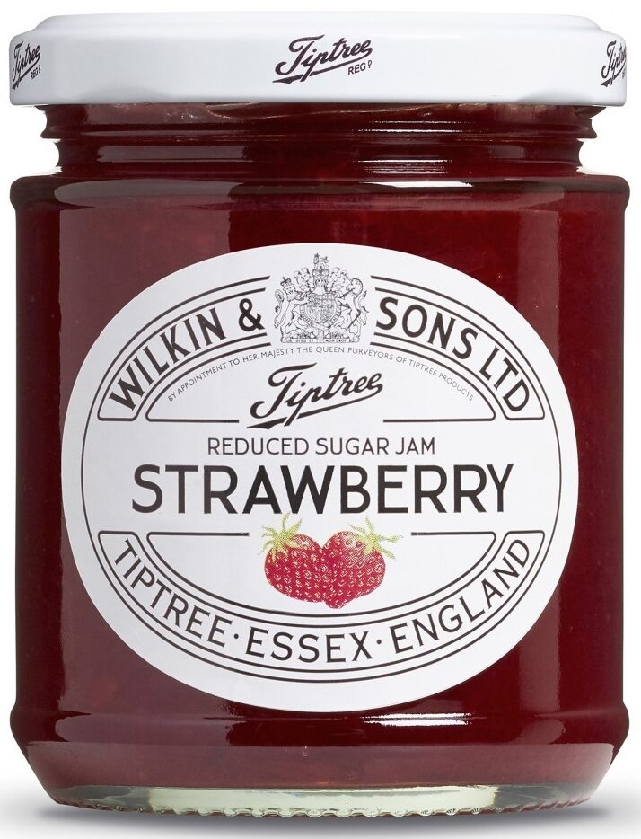 Reduced Sugar Strawberry Jam - Product