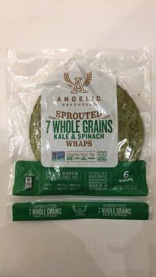 Kale & Spinach - Product - en