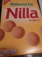 Nabisco nilla wafer cookies reduced fat1x11 oz - Product - en