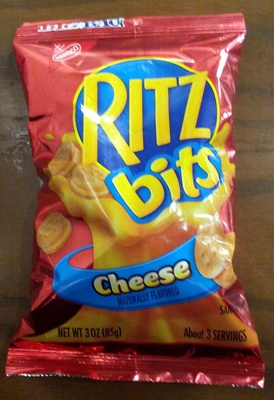 Ritz Bits Cheese - Product - en