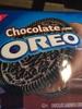 Nabisco oreo sandwich cookies chocolate chocolate creme1x15.25 oz - Product