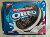 Nabisco oreo double stuf sandwich cookies chocolate oreo1x15.35 oz - Product