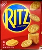 Nabisco ritz crackers original 1x10.3 oz - Produit