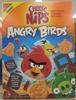 Cheese Nips Angry Birds - Produit