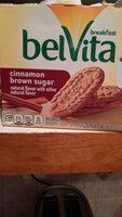 Breakfast biscuits, cinnamon brown sugar - Product - en