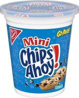 Mini chocolate chip cookies go-pak - Prodotto - en