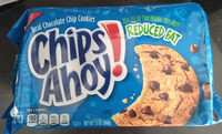 Nabisco chips ahoy! cookies reduced fat12x13 oz - Product - en