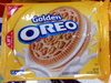 Nabisco oreo cookies golden 1x14.3 oz - Produit