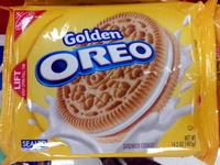 Nabisco oreo cookies golden 1x14.3 oz - Produit - en